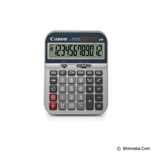 CANON Kalkulator [WS-1212 H] (Merchant) - Kalkulator Office / Pocket